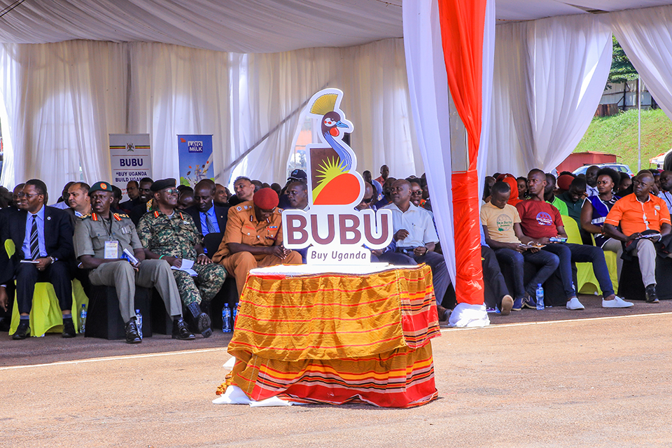 BUBU Expo - Showcasing Uganda's Potential