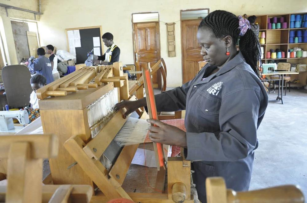 UIRI Skilling Ugandans for BUBU