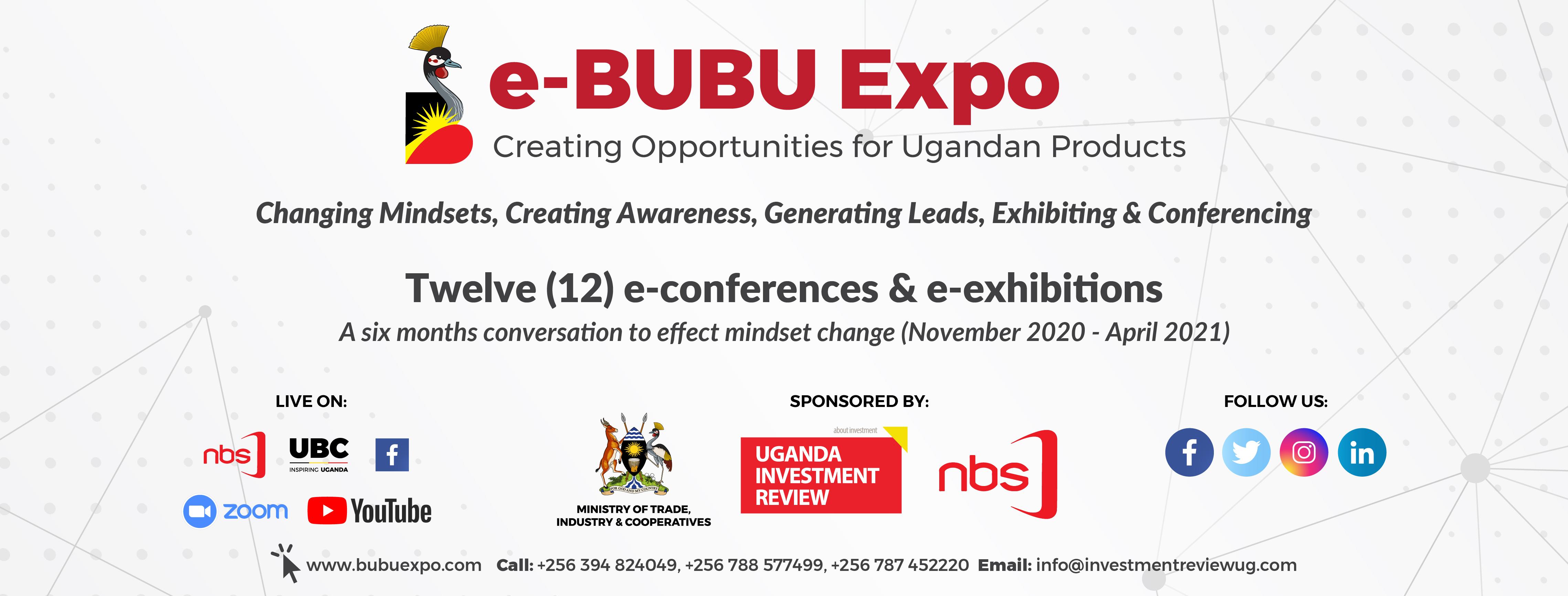 Buy Uganda, Build Uganda (BUBU)